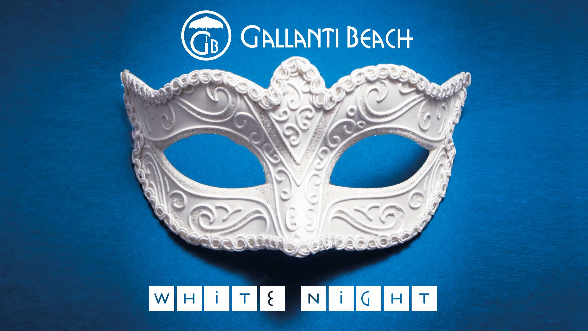 WHITE NIGHT al Gallanti Beach Serata a tema